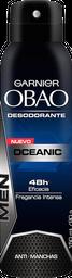 Desodorante Hombre Spray Obao Oceanic