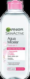 Agua Micelar Garnier 400Ml