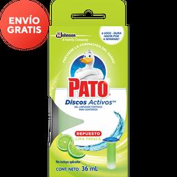 Pastillas Para Baño Pato Purific Discos Activos Repuesto 6 U