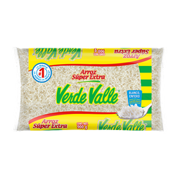 Verde Valle Arroz Super Extra