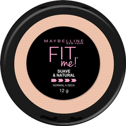 Polvo Fit Me Beige Claro Maybelline