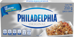Queso Crema Philadelphia Original 210 g