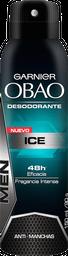 Desodorante Hombre Spray Obao Ice
