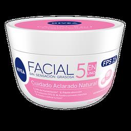 Nivea Crema Facial Aclarado Natural