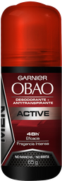 Desodorante Hombre Roll On Obao Active
