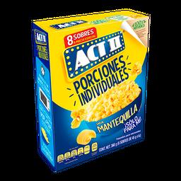 Palomitas de Mantequilla Minis Act II 8 x 45 g