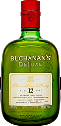Whisky Buchanan's De Luxe 12 Botella 750 mL