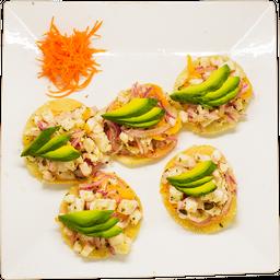 Órden Ceviche Peruano