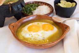 Huevos Cazuela