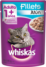 Alimento Para Gato Whiskas Atún 85 g