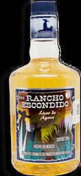 Destilado de Agave Rancho Escondido Clásico 750 mL