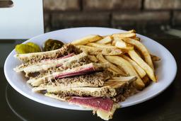 Greta Roast Beef-Salami