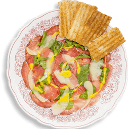 Carpaccio de Res
