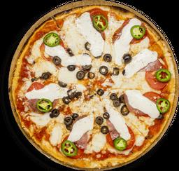 Pizza de la Nonna