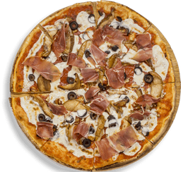 Pizza Pera con Gorgonzola