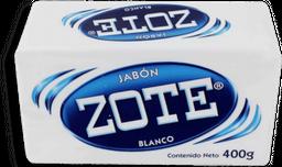Jabón Zote Blanco 400 g