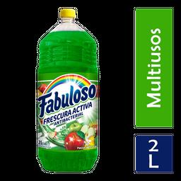 Limpiador Multiusos Fabuloso Frescura Profunda 2 L
