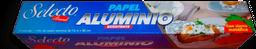 Papel Aluminio Selecto 7.6 M 1 U