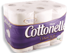 Kleenex Cottonelle Papel Higiénico  Unique