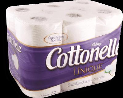 Kleenex Cottonelle Papel Higiénico  Unique