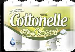 Papel Higiénico Cottonelle Bio Compact 8 U