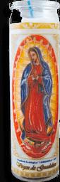 Veladora Chedraui Homeline Virgen de Guadalupe 1 U