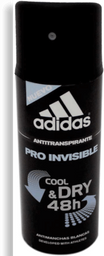 Antitranspirante Adidas Pro Invisible Cool & Dry 150 mL