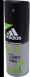 Adidas Antitranspirante6 En 1 Cool & Dry 48 H Aerosol