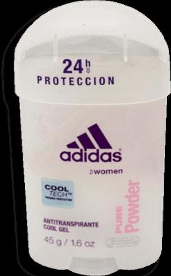 valor por dinero primer nivel características sobresalientes Antitranspirante Adidas Pure Power en Gel Barra 45 g en Chedraui Ciudad de  México