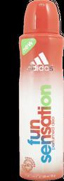 Desodorante Adidas Fun Sensation en Aerosol Para Mujer 150 mL