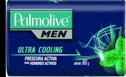 Jabón de Tocador Palmolive Men Ultra Cooling 160 g