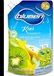 Jabón Blumen Liquido Para Manos Kiwi Starfruit 1050 mL