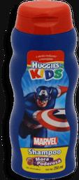 Shampoo Huggies Kids Marvel Mora Poderosa 250 mL