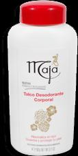 Talco Maja Desodorante Corporal Botella 90 g