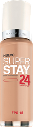 Base Superstay Pure Beige Maybelline