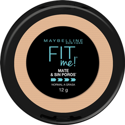 Polvo Fit Me 220 Natural Maybelline