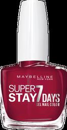 Esmalte Gel Deep Red Maybelline