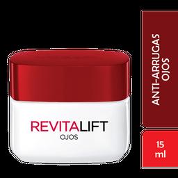 Crema Antiarrugas Ojos Revitalift Loréal Paris