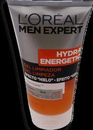Gel Limpiador Men Expert Facial Hydra Energetic 150 mL