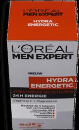 Crema energetizante Men Expert L'Oréal