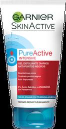 Gel Exfoliante Facial Pureactive Garnier