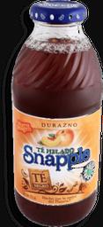 Snapple Te Helado Negro Durazno Botella