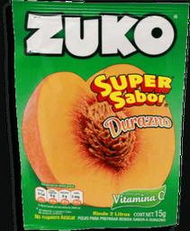 Polvo Para Agua Zuko Durazno 15 g