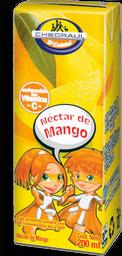Néctar Chedraui Mnago Tetrapack 200 mL