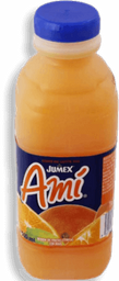 Bebida Amí Sabor Naranja 500 mL