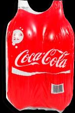 Refresco Coca Cola 2 L x 2