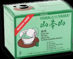 Té Verde Yamamotoyama 16 U