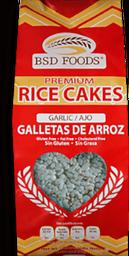 Galletas de Arroz BSD Foods Sin Sal 72 g