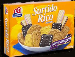 Galletas Surtido Rico 406g