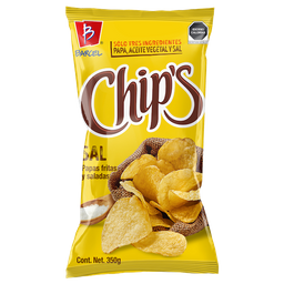 Chips Botana Sal de Mar